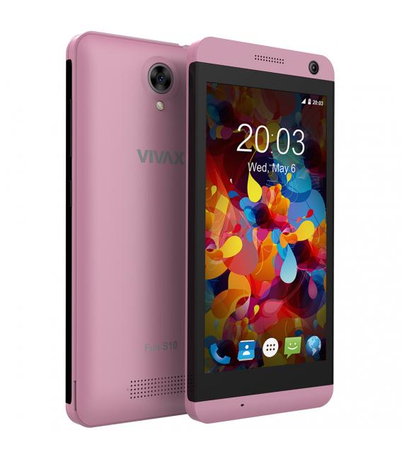 "Telefon Mobil Vivax Point X501 Black, Dual Sim, 5 "", HD IPS display, 16GB, 4G, camera 13 MP, Black"