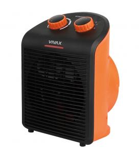 Aeroterma Vivax FH-2081, Putere 2000W, 2 nivele de incalzire, ventilatie, protectie supraincalzire, termostat reglabil