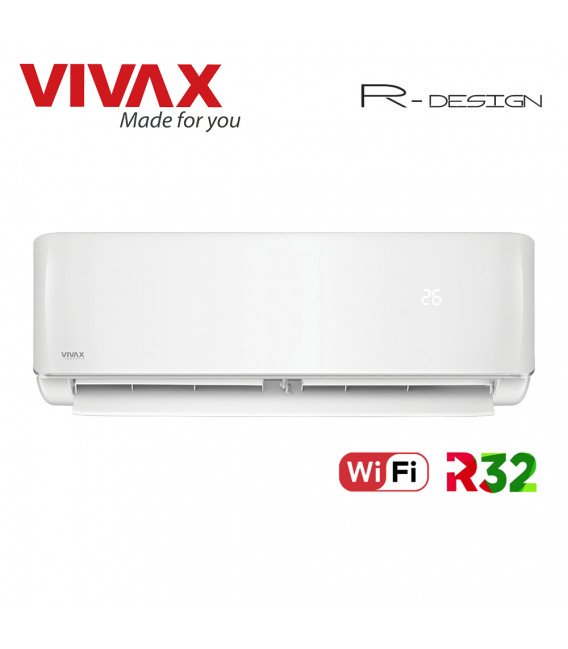 Aer Conditionat VIVAX R-Design ACP-24CH70AERI Wi-Fi Inverter 24000 BTU/h