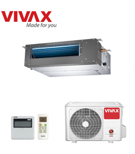 Aer Conditionat DUCT VIVAX ACP-24DT70AERI 220V Inverter 24000 BTU/h