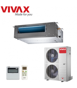 Aer Conditionat DUCT VIVAX ACP-55DT160AERI 380V Inverter 60000 BTU/h