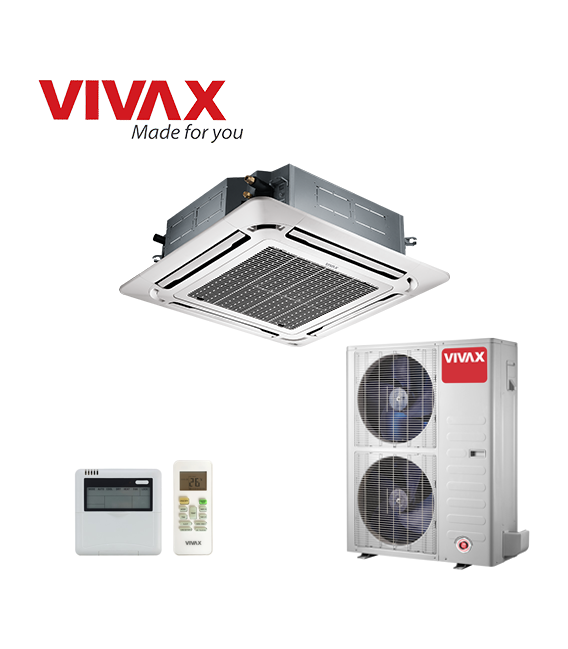 Aer Conditionat CASETA VIVAX ACP-48CC140AERI 380V Inverter 48000 BTU/h