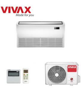 Aer Conditionat de PARDOSEALA / TAVAN VIVAX ACP-24CF70AERI 220V Inverter 24000 BTU/h