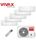 Aer Conditionat MULTISPLIT VIVAX ACP-42COFM123AERI / 5xACP-09CIFM25AERI INVERTER 5x9000 BTU/H