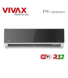Aer Conditionat VIVAX R-Design ACP-12CH35AERI SILVER MIRROR Wi-Fi R32 Inverter 12000 BTU/h