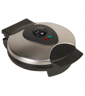 Waffle-maker Vivax WM-850, 850W, Argintiu/Negru, 5 forme de inima