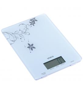 Cantar de bucatarie Vivax KS-501, 5kg, Alb