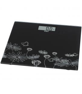 Cantar electronic de persoane Vivax PS-156B, 150 kg, sticla, Negru