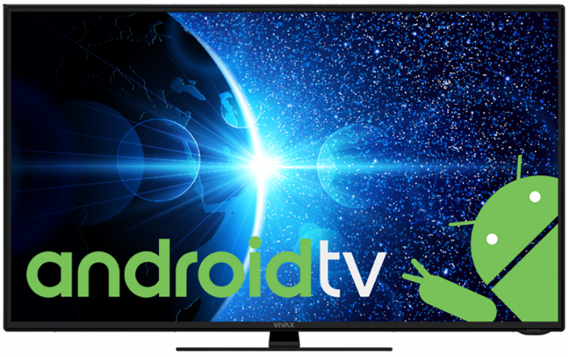 led tv vivax android smart
